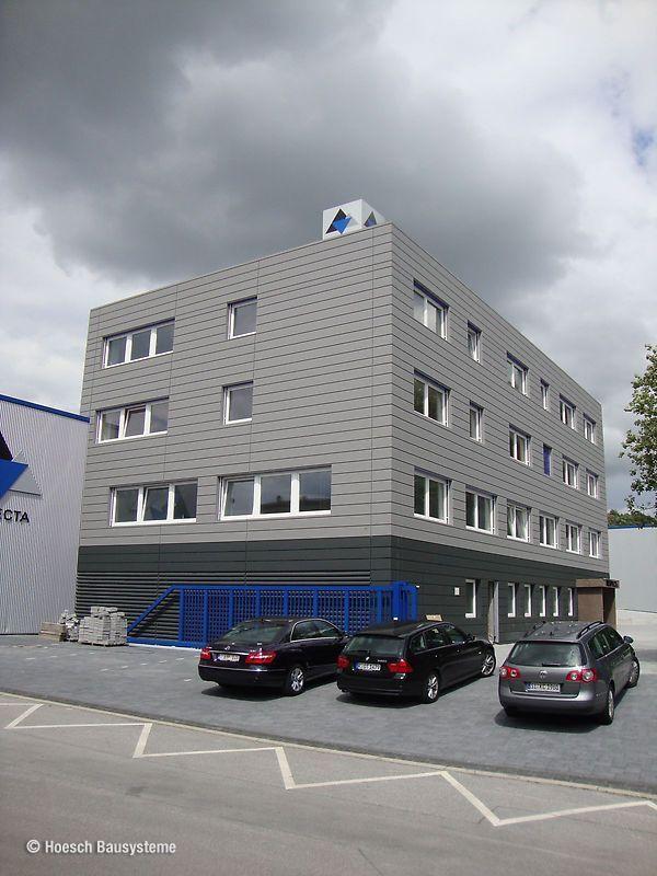 wühlfarti Respecta irodaépület