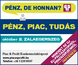 Ingyenes rendezvény a Piac&Profit szervezésében!