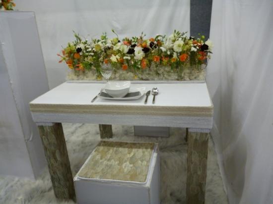 A virágkötők is kitettek magukért! (Forrás:http://kapanyel.postr.hu/)
