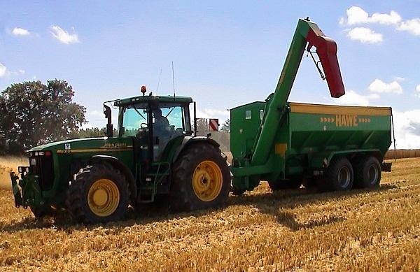 Szeptemberben nagymértékben megugrott a mezőgazdasági gépek iránti kereslet