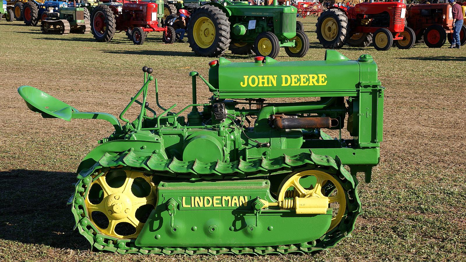 John Deere Lindeman