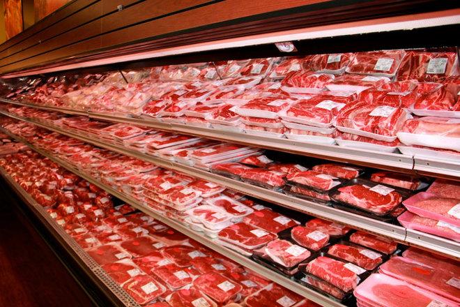 A húsfélék kivitele stagnált, a kivitel értéke viszont visszaesett 2014-hez képest (Fotó: borsonline.hu)