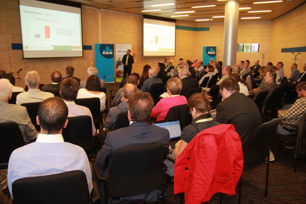Nagyszerű érzés volt a hasznos, előremutató tudást átadni a résztvevőknek.