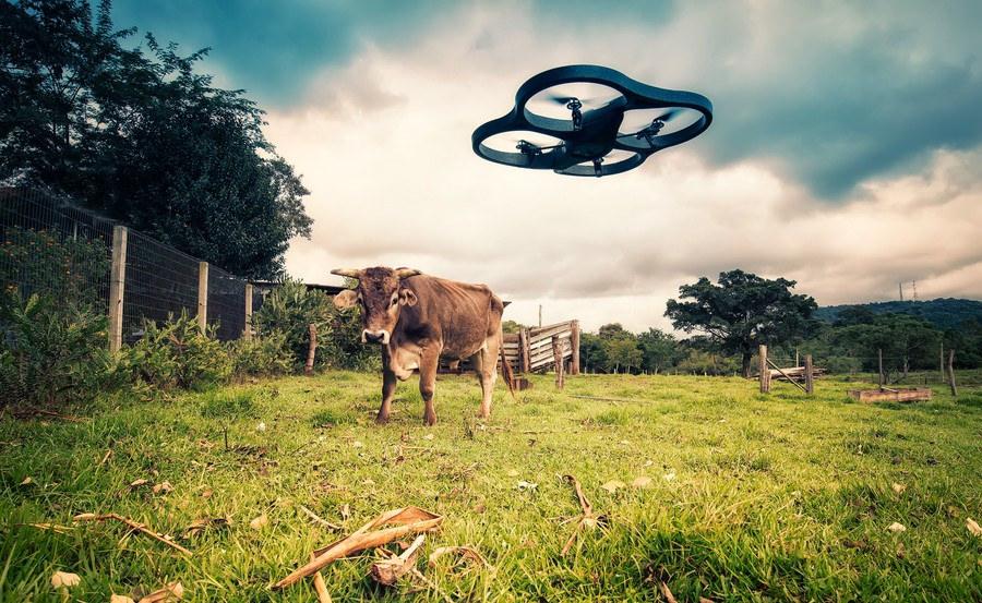 Még sokan néznek így a drónra