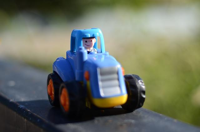 A traktor nem játékszer!