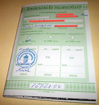Papír volt, plasztik lesz (Fotó: agraragazat.hu)