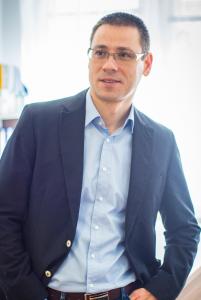 Surmann Árpád, az Agrisk.hu alapítója