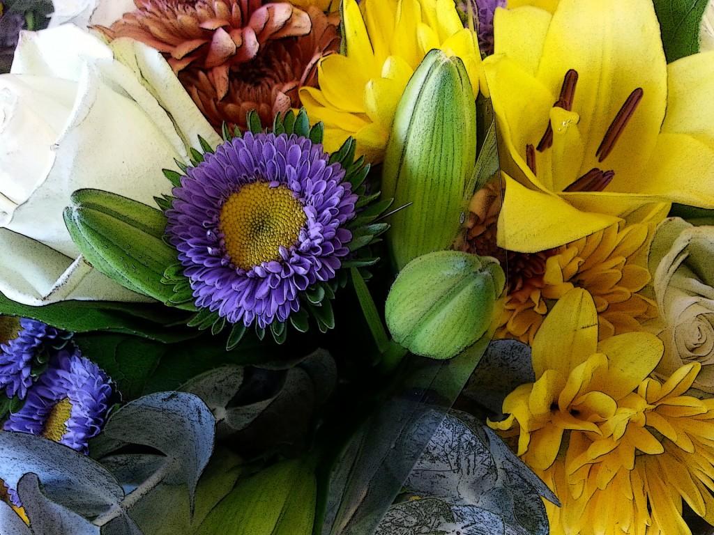 Nem kell meglepődni, ha gazdátlan virágcsokrokat talál ma az utcán :)