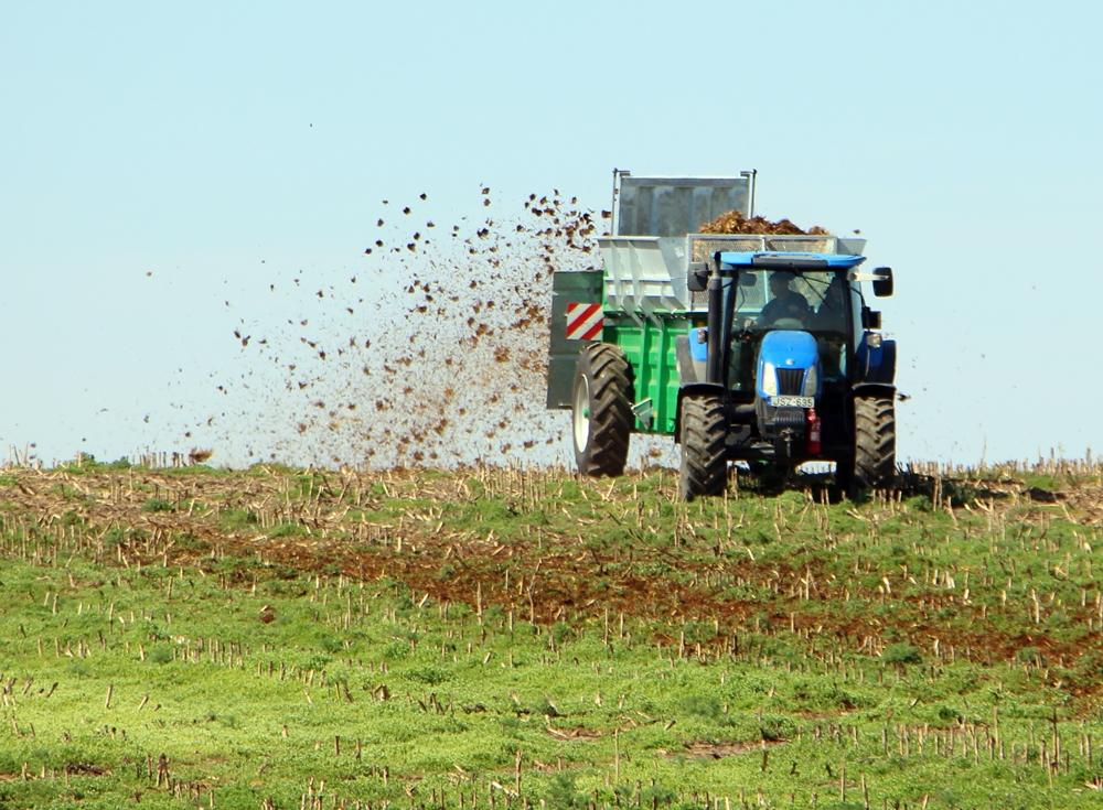 A szerves trágya lehet a biztos pont a talajvédelemben? (Fotó: valkon.hu)