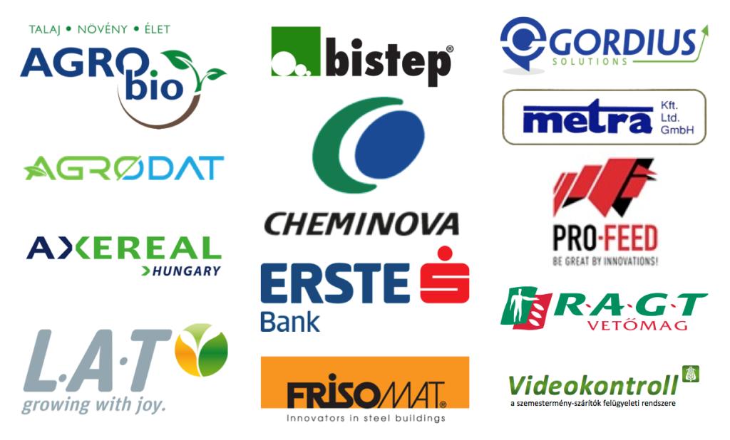 A konferencia szakmai partnerei