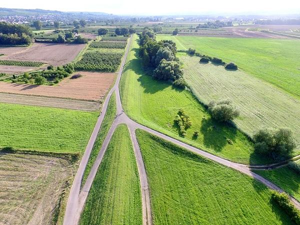 Drónok által készített fotókból állapítja meg egy új applikáció, hogy mennyi nitrogént kell kijuttatni a termőföldre