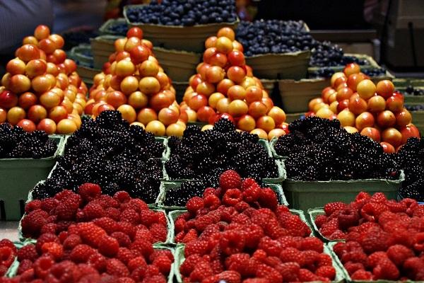 A gyümölcsök ár 6,5 százalékkal csökkent márciusban