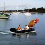 Állati csónakok