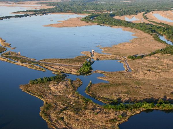 10 millió köbméterrel több víz van a Tisza-tóban a megszokottnál