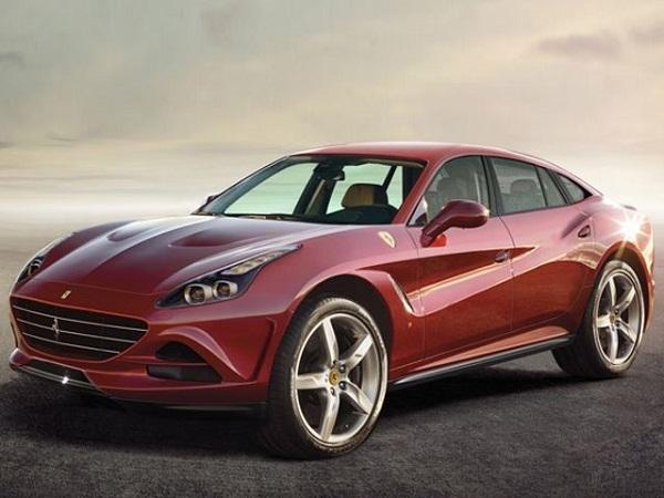 Várhatóan a szokásos sportosság fogja jellemezni a Ferrari SUV-csodáját (Fotó: hvg.hu)