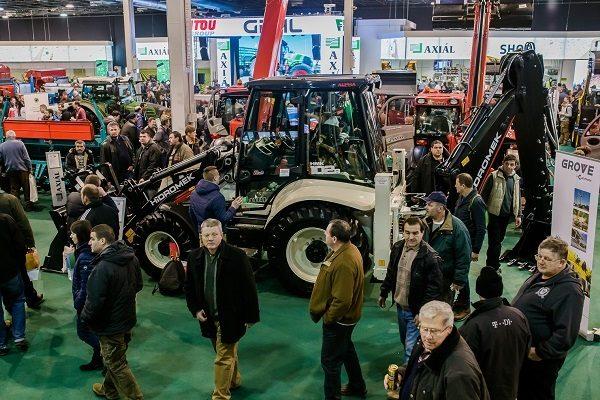 Sok látogatóra számítanak az AgrárgépShow 2018-as kiállításán is - Fotó: Axiál sajtóanyag