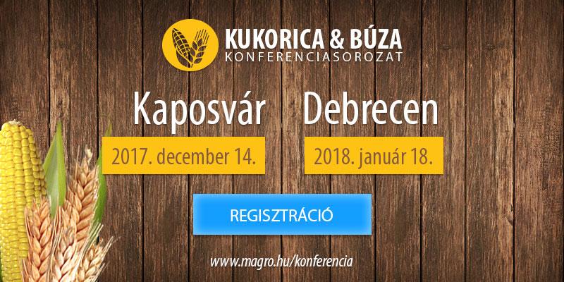 II. Kukorica és Búza Konferenciasorozat