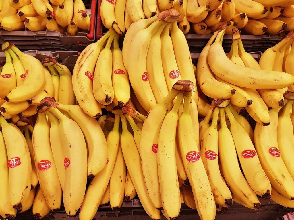 A Magyarországon kapható banán nagy része Szlovákiából érkezik (Fotó: Pixabay, GLady)