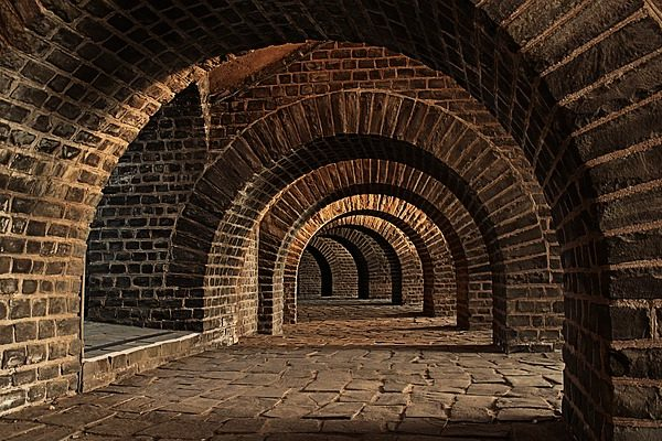 Zöldség terem a párizsi alagútrendszerben - Fotó: Pixabay, 132369, illusztráció