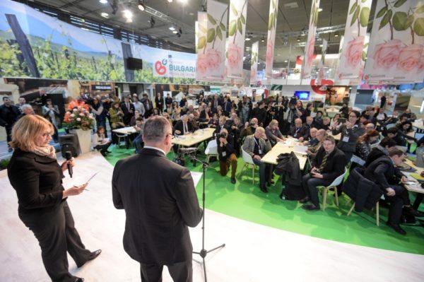 Az IGW-re idén is sok kiállítót és látogatót várnak (Fotó:  Messe Berlin GmbH)