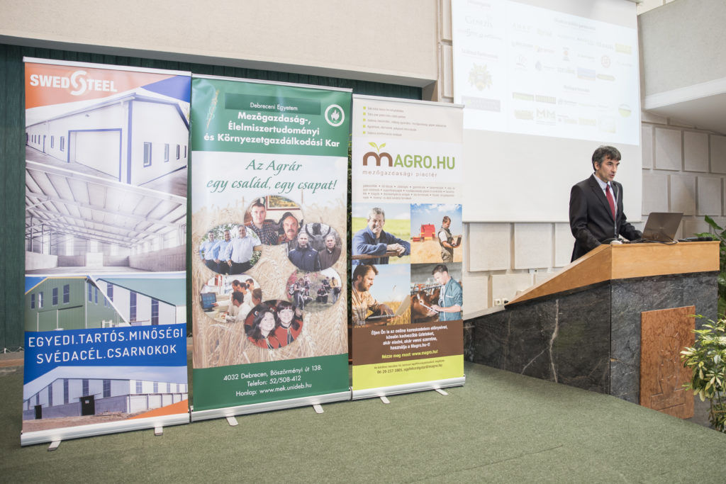 Németh István, a Magro.hu ügyvezetője, a gabonaértékesítés optimális időzítéséről beszélt