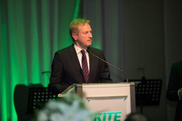 Christoph Wigger jelentőségteljesnek értékelte a KITE-vel eltöltött 45 évet a John Deere számára