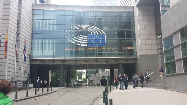 Új Közös Agrárpolitika: nagyon nem vágnak egybe az álláspontok - képünkön az Európai Parlament épülete
