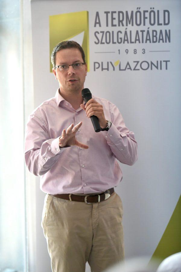 Dr. Mezei Dávid az Agrárminisztérium helyettes államtitkára