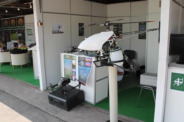 Apermetező drónok elterjedése költséget csökkent, és hatékonyságot növel
