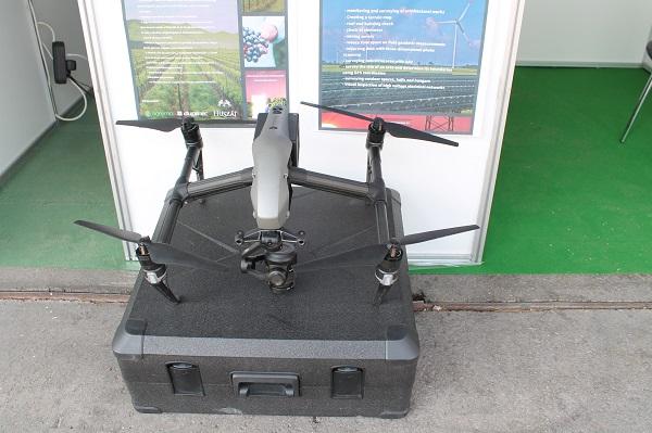 A mezőgazdasági drón szinte megfizethetetlenül nagy érték az elöregedett japán mezőgazdaság számára