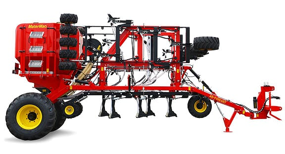 MaterMacc AS F 450 UST Pneumatikus vetőgép minimum till & no-till