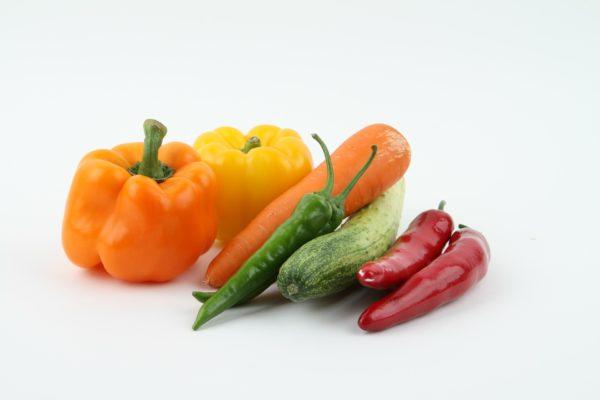 Közel 3000 kg zöldséget és gyümölcsöt kóstoltak a kampányban (Fotó: Pixabay)
