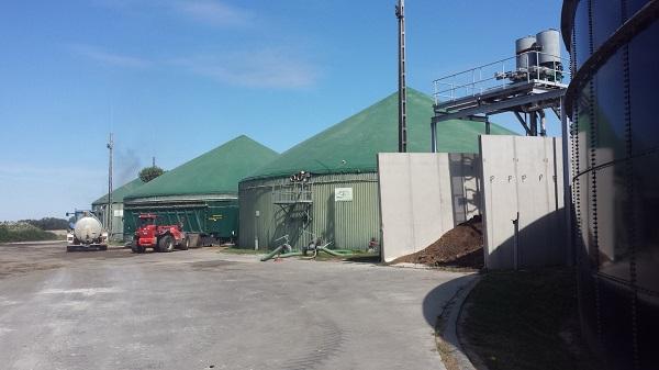 Nem lesz mindegy a gazdáknak, miből lesz a bioüzemanyag - képünkön egy dombóvári bioetanol- és biogáz-üzem