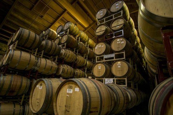 Az idei rekordtermésből akár 3,8 millió hektoliter bor kerülhet a pincékbe (Fotó: Pixabay, chris18769)