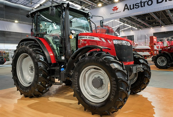 Vajon a Massey Ferguson MF 6713 lesz az Év Traktora 2018-ban?
