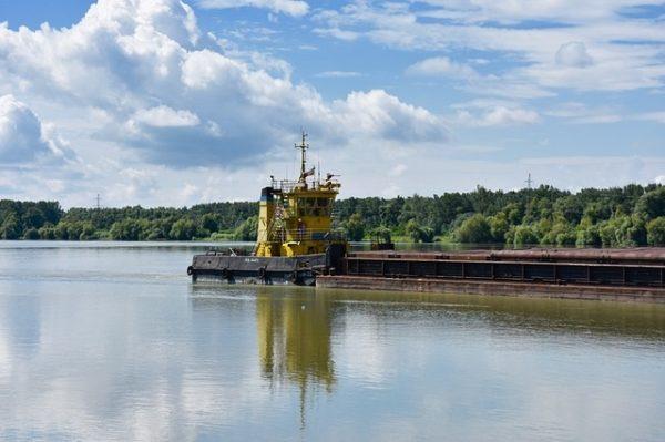 A Duna alacsony vízállása megakasztotta a gabonakereskedelmet (Fotó: Pixabay, Anestiev)