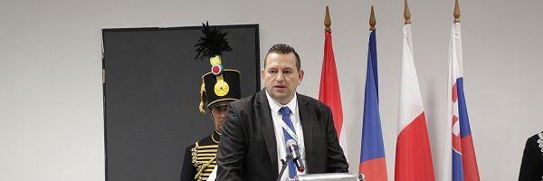 A  konferencián Csehország, Lengyelország, Magyarország és Szlovákia nemzeti hatóságai a mindennapi működés során gyűjtött tapasztalataikat osztották meg egymással.