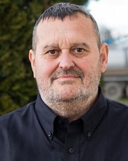 Lakatos Ferenc, az EuroChem Agro Hungary Kft.szaktanácsadója