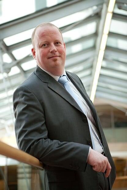Takáts Zsolt, a Raiffeisen Bank Zrt. kereskedelmi és agrárfinanszírozásért felelős igazgatója