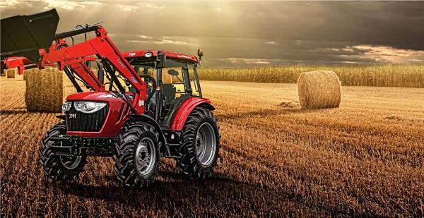 A TYM traktorok Dél-Koreában készülnek, és leginkább kommunális, szőlészeti-kertészeti és szántóföldi munkákra alkalmasak - Fotó: www.tym-tractors.com