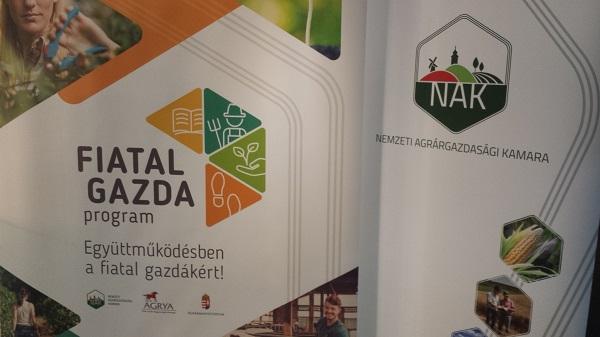 A NAK és az AGRYA együttműködése segítség a fiatal gazdáknak: interaktív, szakmai és gyakorlatias témájú rendezvények és programjaik lesznek 2019-ben