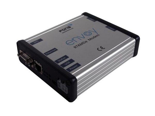 Az Envoy modemen, egy ethernet csatlakozón keresztül, Topcon monitorhoz csatlakoztatva megoldható a monitor mobilnet ellátása külső eszköz igénybevétele nélkül