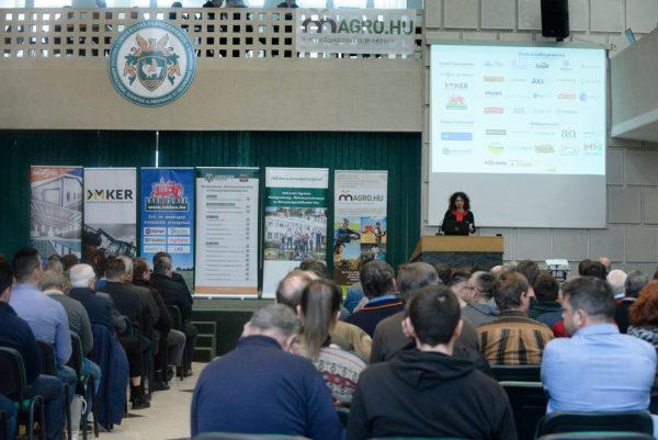 A III. KUKORICA és BÚZA Konferenciasorozaton is sok gazdálkodó vett részt