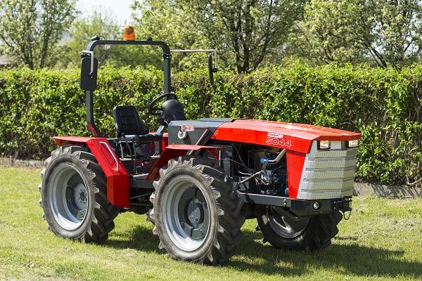 Így néz ki a Renner Bt. fejlesztette magyar traktor
