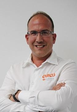 Héjja Csaba, a Linamar Hungary Zrt. kiemelt ügyfél-kapcsolattartója