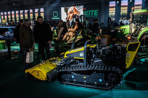 Energreen Robogreen robot kasza