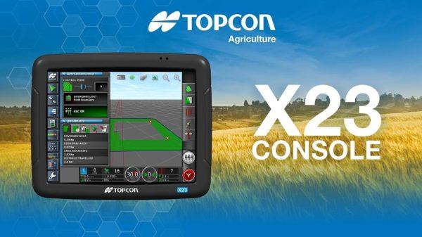 A TOPCON X23