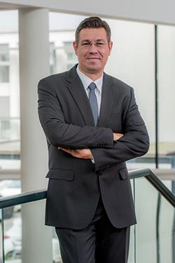 Szabó Levente, a KITE Zrt. vezérigazgatója