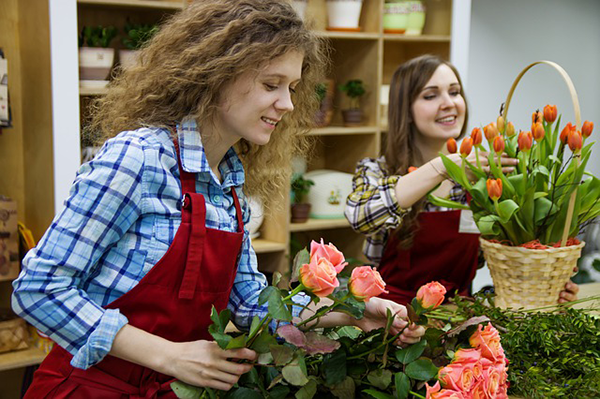 A virágárusok forgalma többszörösére ugrik március 8-án, nőnapon