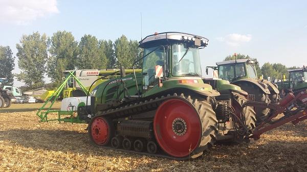 A német gazdák a Fendt-tel a legelégedettebbek a DLG-felmérés pontszámai szerint
